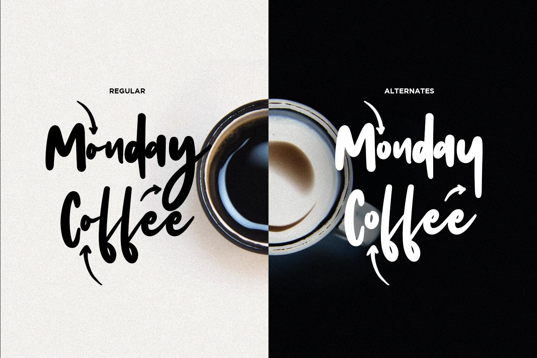 Foltta Typeface example image 4