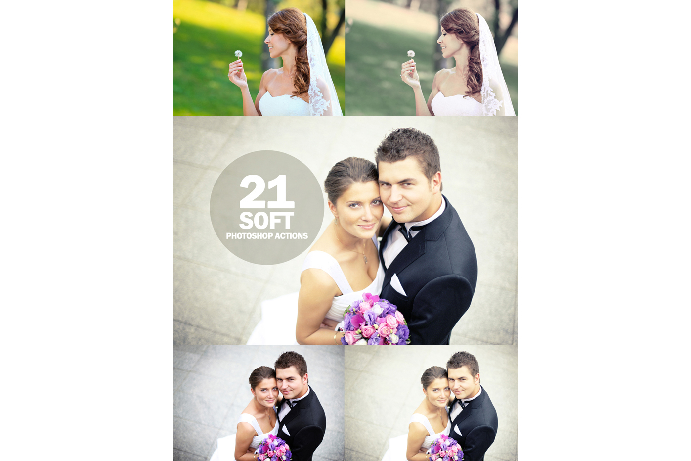 1850 Photoshop Actions example image 3