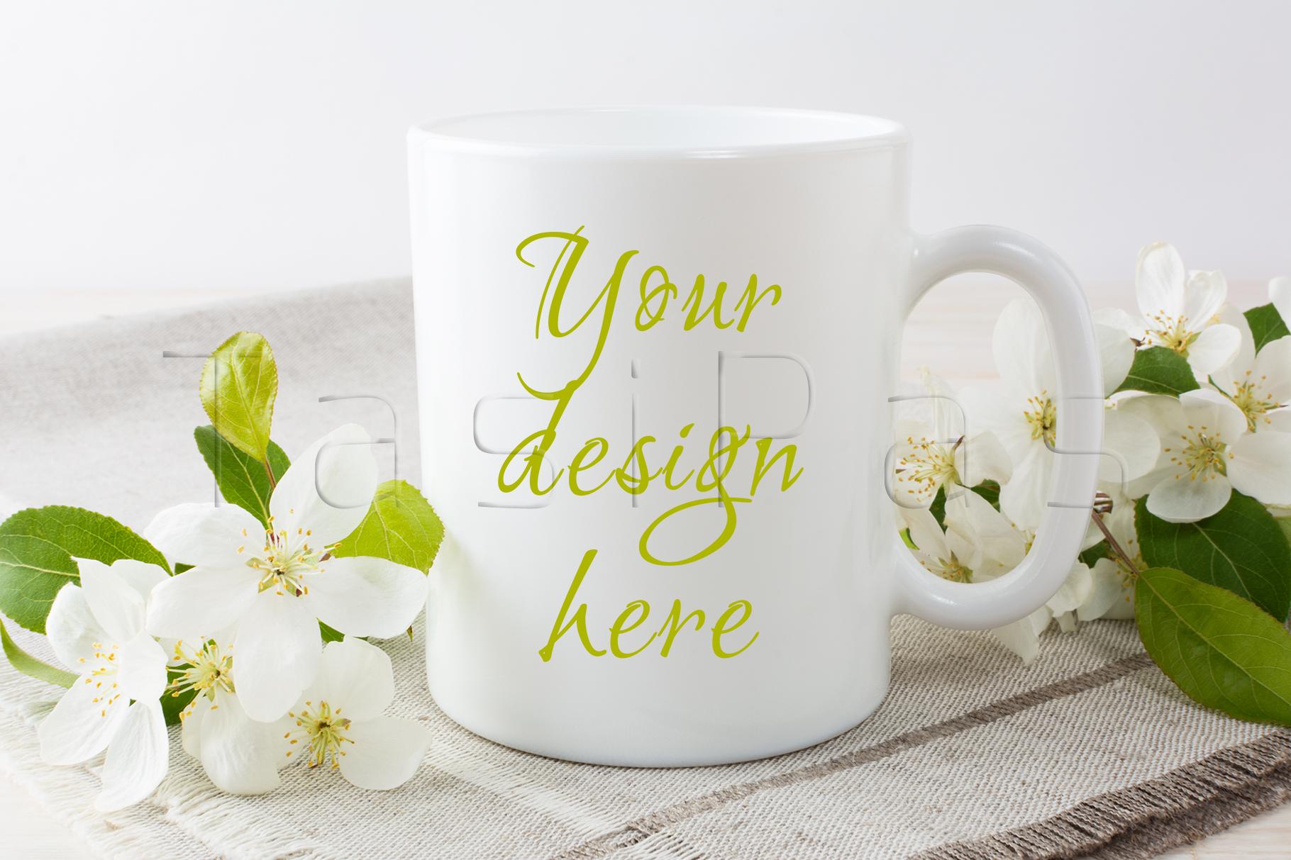 Coffee mug mockup bundle example image 4