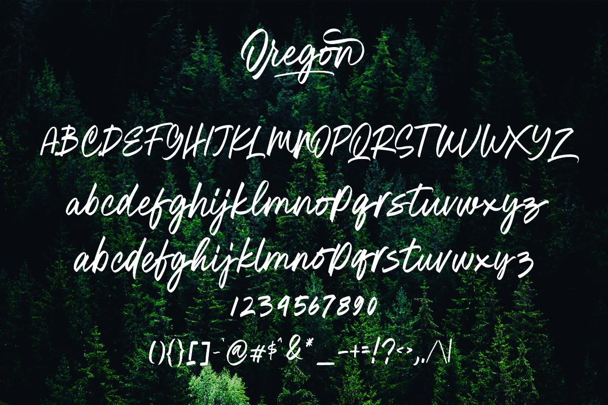 Oregon Script example image 15
