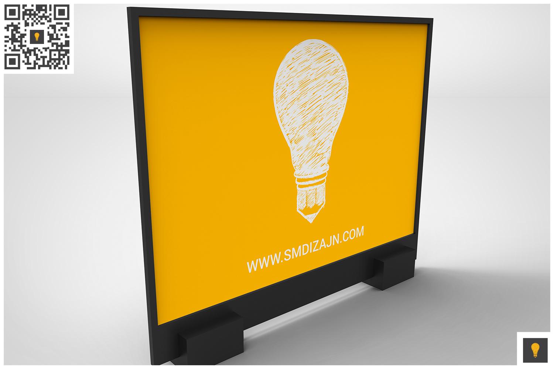 Flyer Display Mockup example image 13