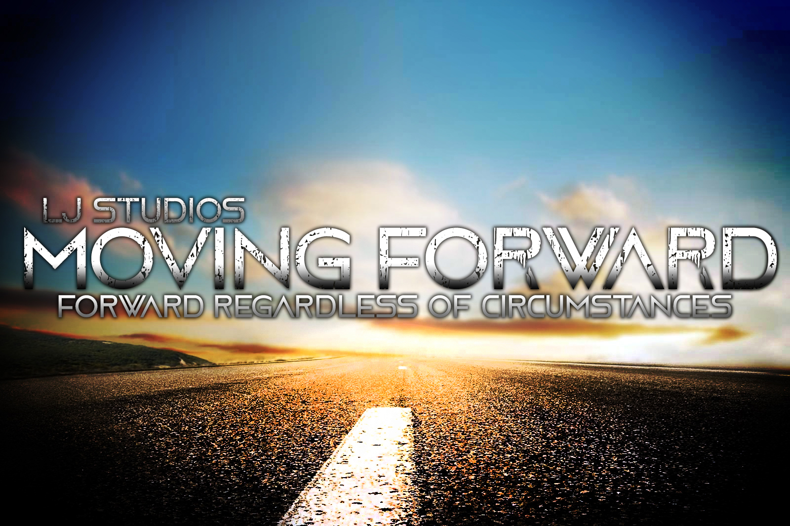 4 Moving Forward font Pack example image 3