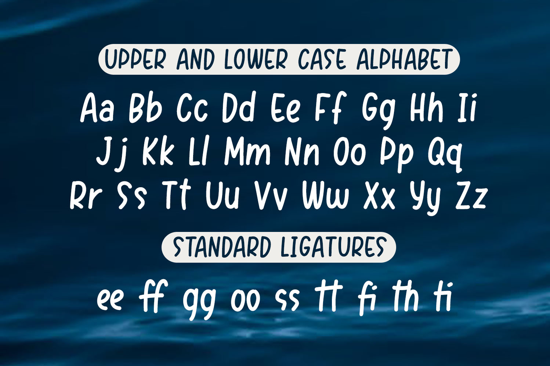 Plain Dwayne | A clean, legible italic handwritten font example image 2