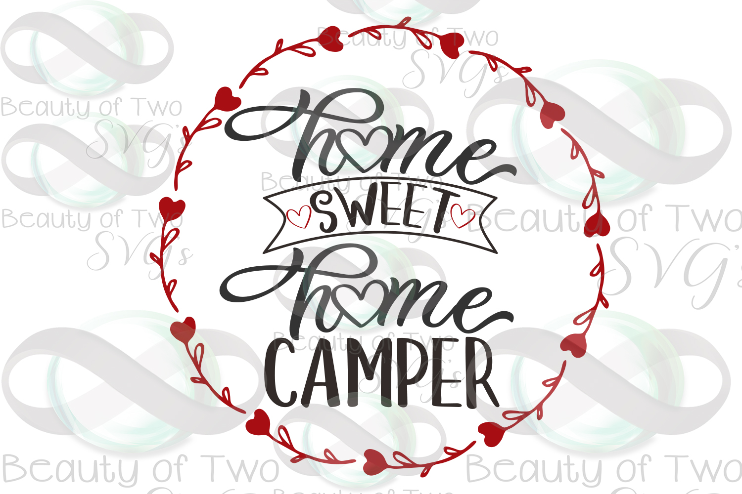 Home sweet Home Camper svg, Camper svg, camper sign svg example image 3