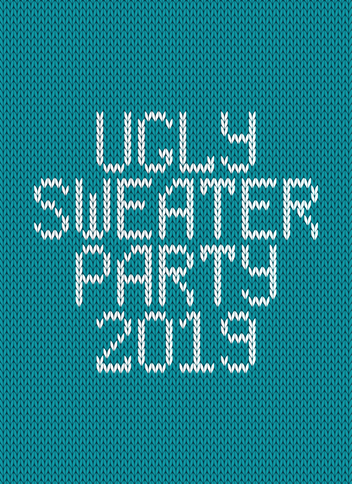 Christmas Knitted Font Ol Version 2.0 example image 9