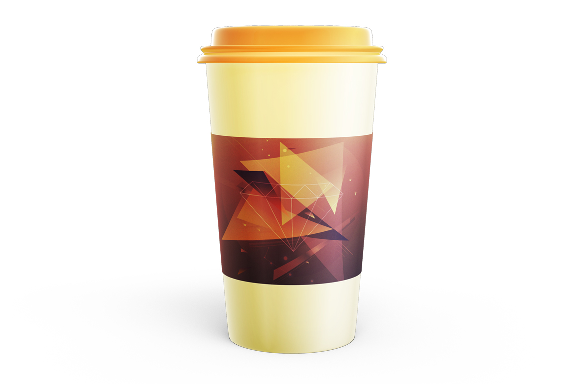 Caffee Cup Mockup example image 9