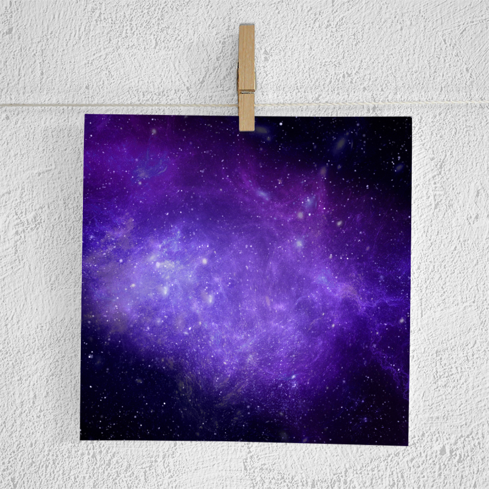 Nebula Backgrounds, Galaxy Digital Paper, Cosmic Textures example image 2