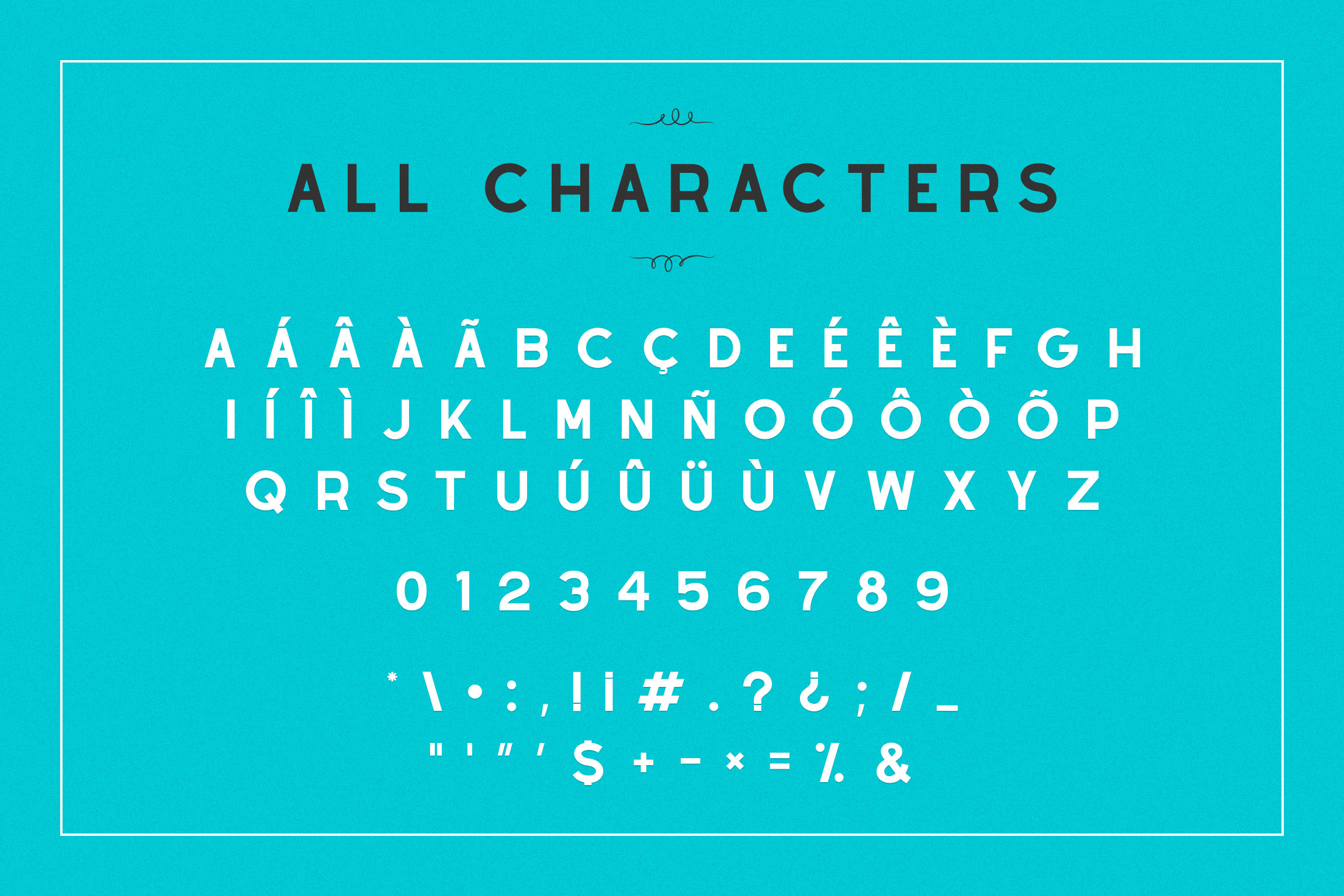 Alyssum - Sans Serif Font example image 6