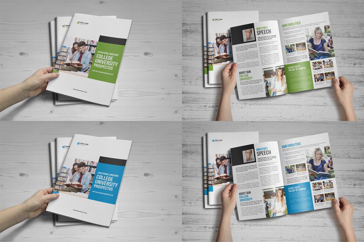Education Prospectus Brochure Bundle example image 3