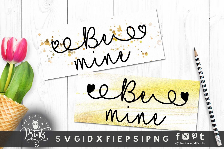 Mini Valentines bundle SVG DXF EPS PNG example image 5