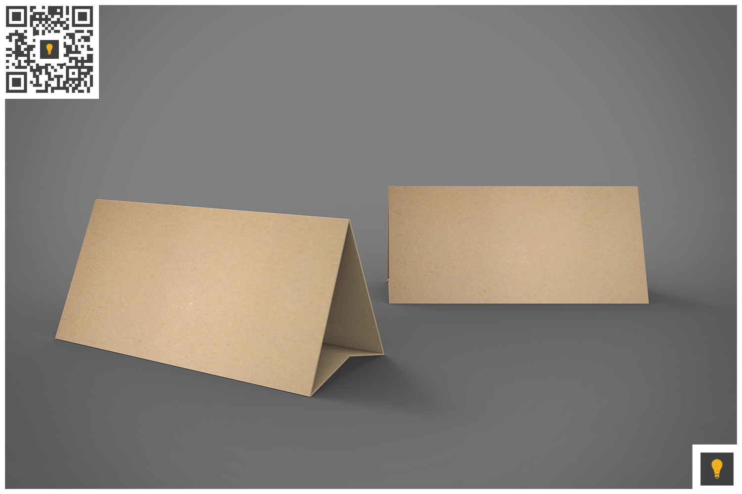 Table Tent 3D Render example image 11