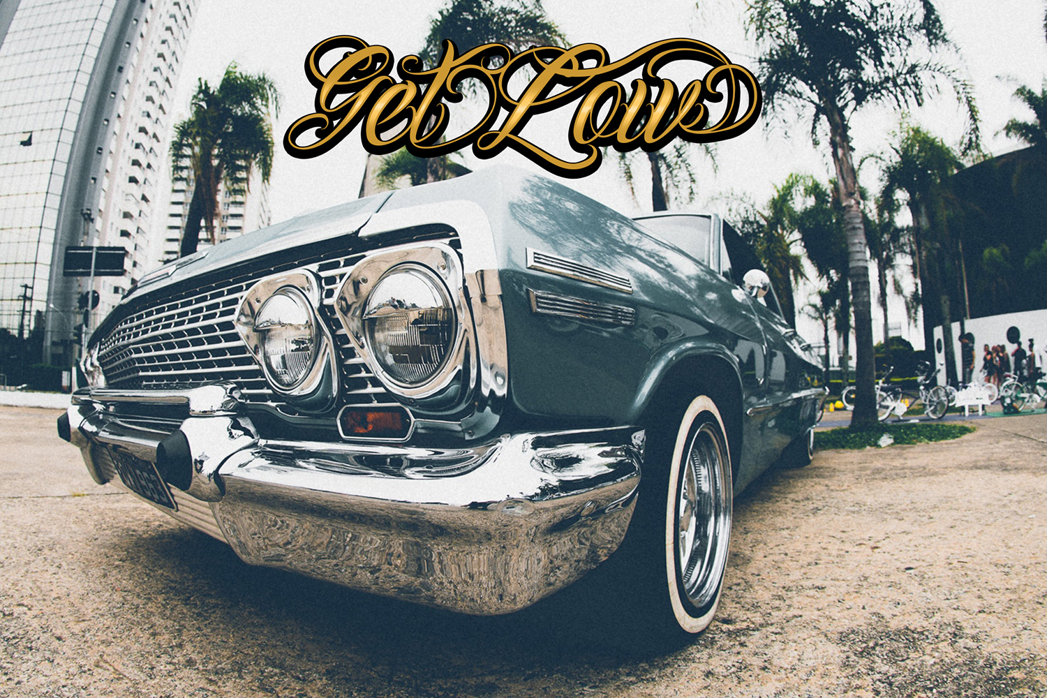 Chicano Font | Tattoo Style example image 8