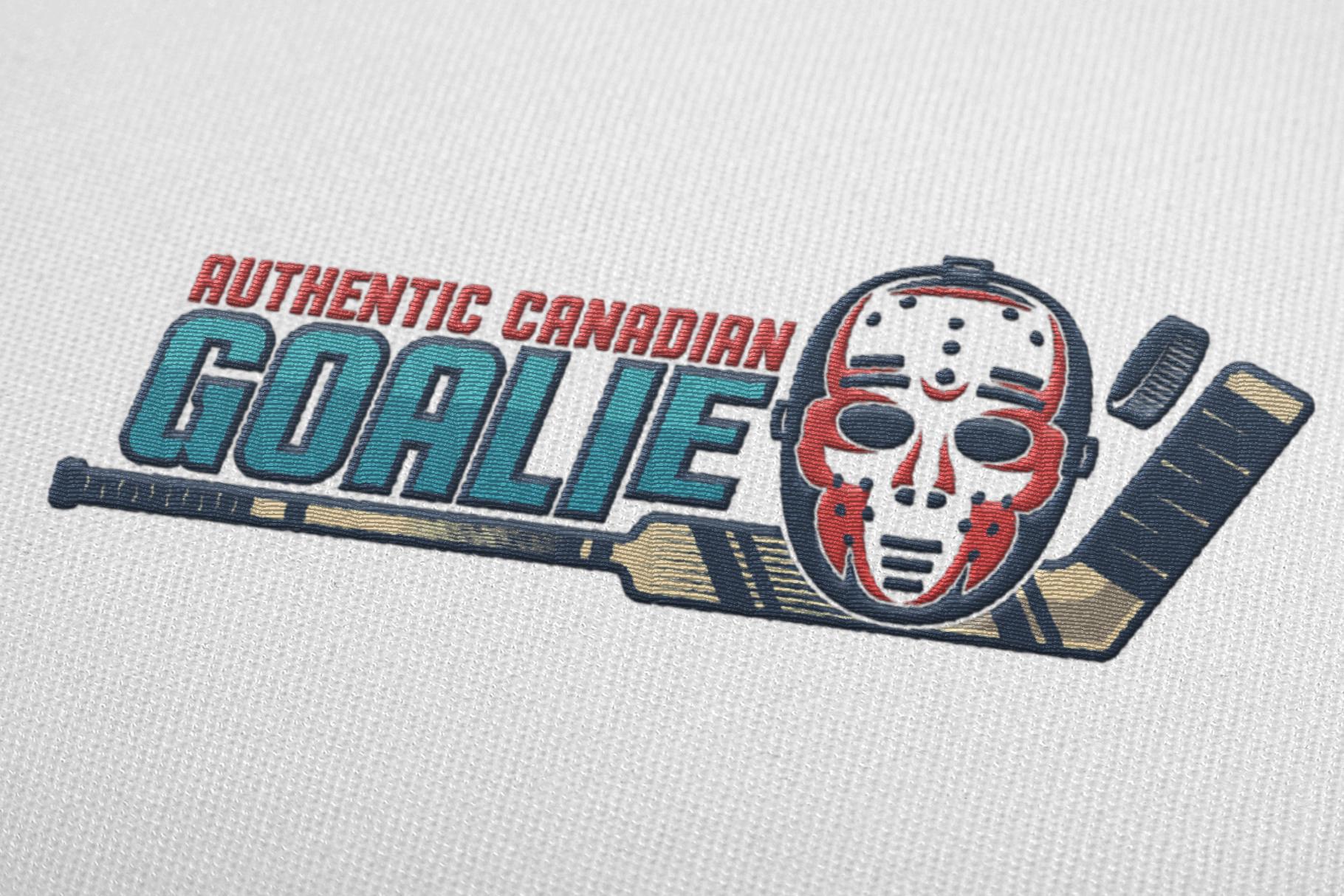 Hockey Emblem Retro Bundle example image 6