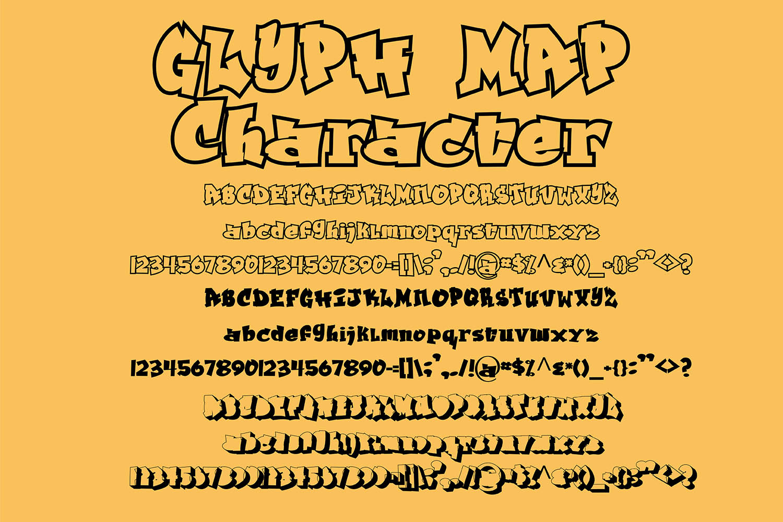 Ghaile Graffiti example image 3