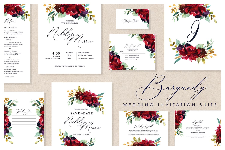 8 SET IN 1 | Ultimate Wedding Bundle II example image 4