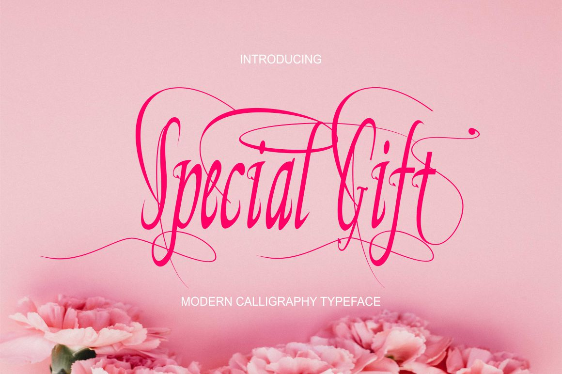 Special gift example image 1