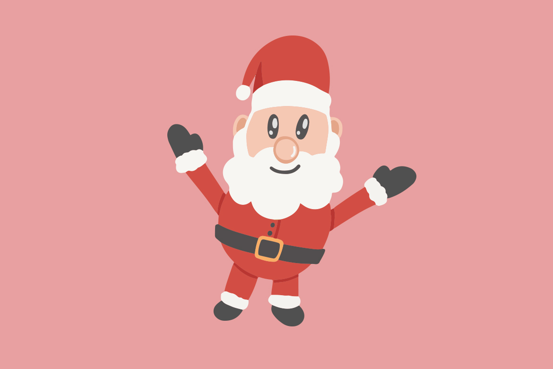 Santa Claus Design Pack example image 2