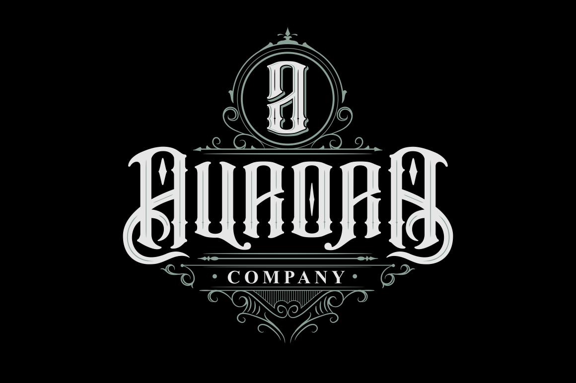 Barakah Typeface  Extras example image 4
