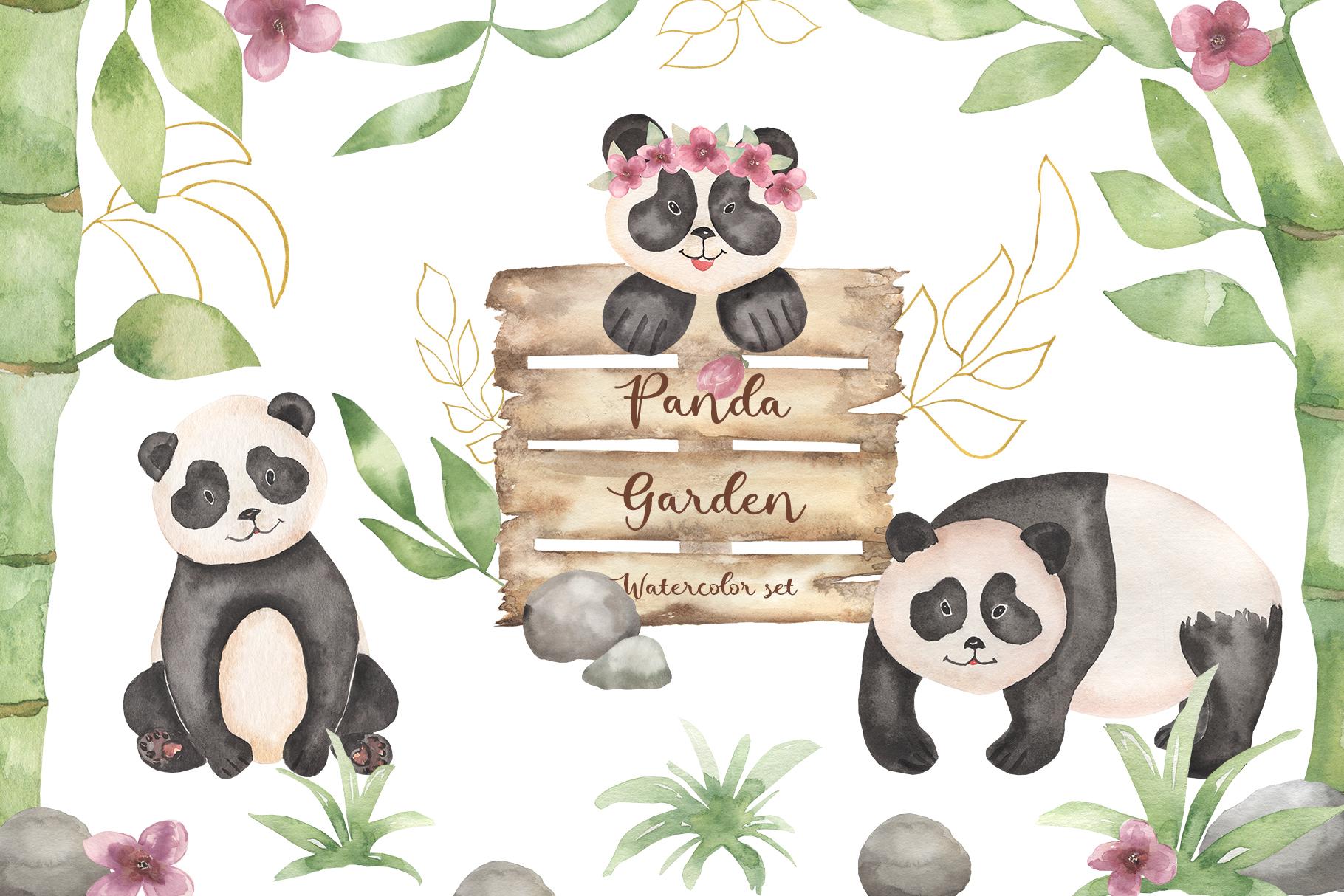 Panda Garden example image 1