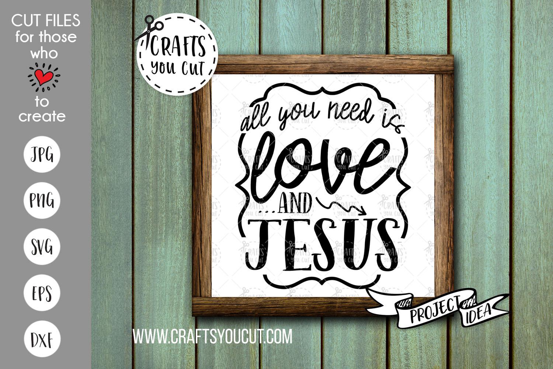Christian/Spiritual Bundle Vol. 4- An SVG Cut File Bundle example image 10