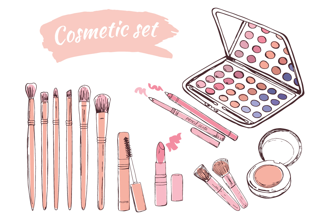 Sketch Beauty & cosmetics. example image 4