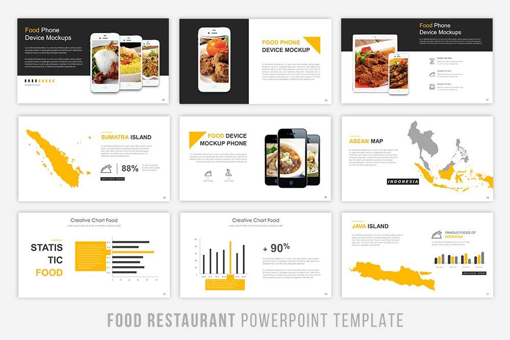 Food Presentation Powerpoint