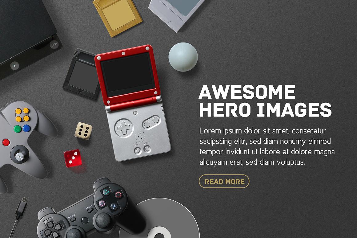 Games & Entertainment Scene Creator example image 4