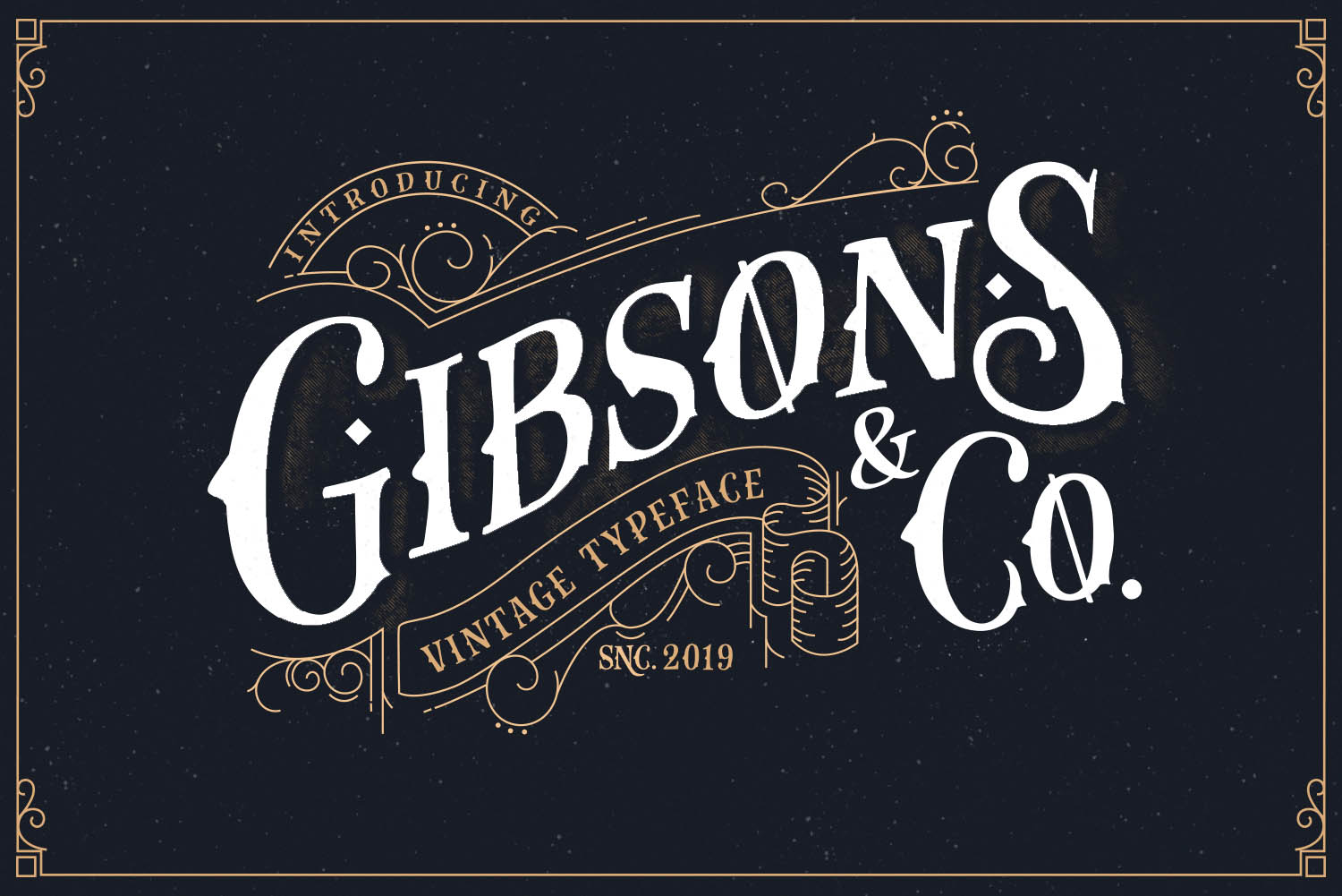 Gibsons Co Extra Ornament example image 2