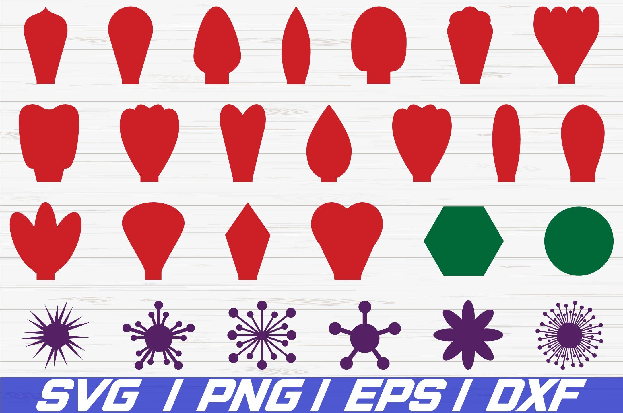 341+ Paper Flower Templates Svg Free – SVG Bundles