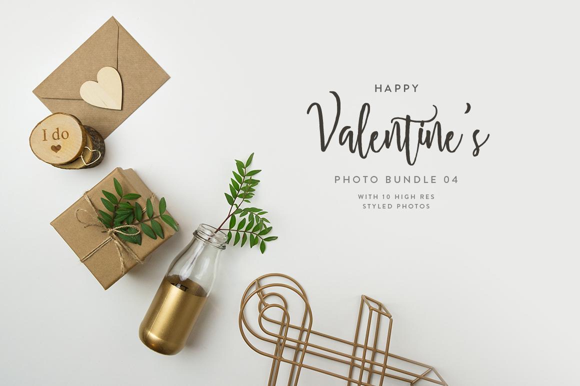 Valentine's Styled Photo Bundle - Natural Tones example image 11
