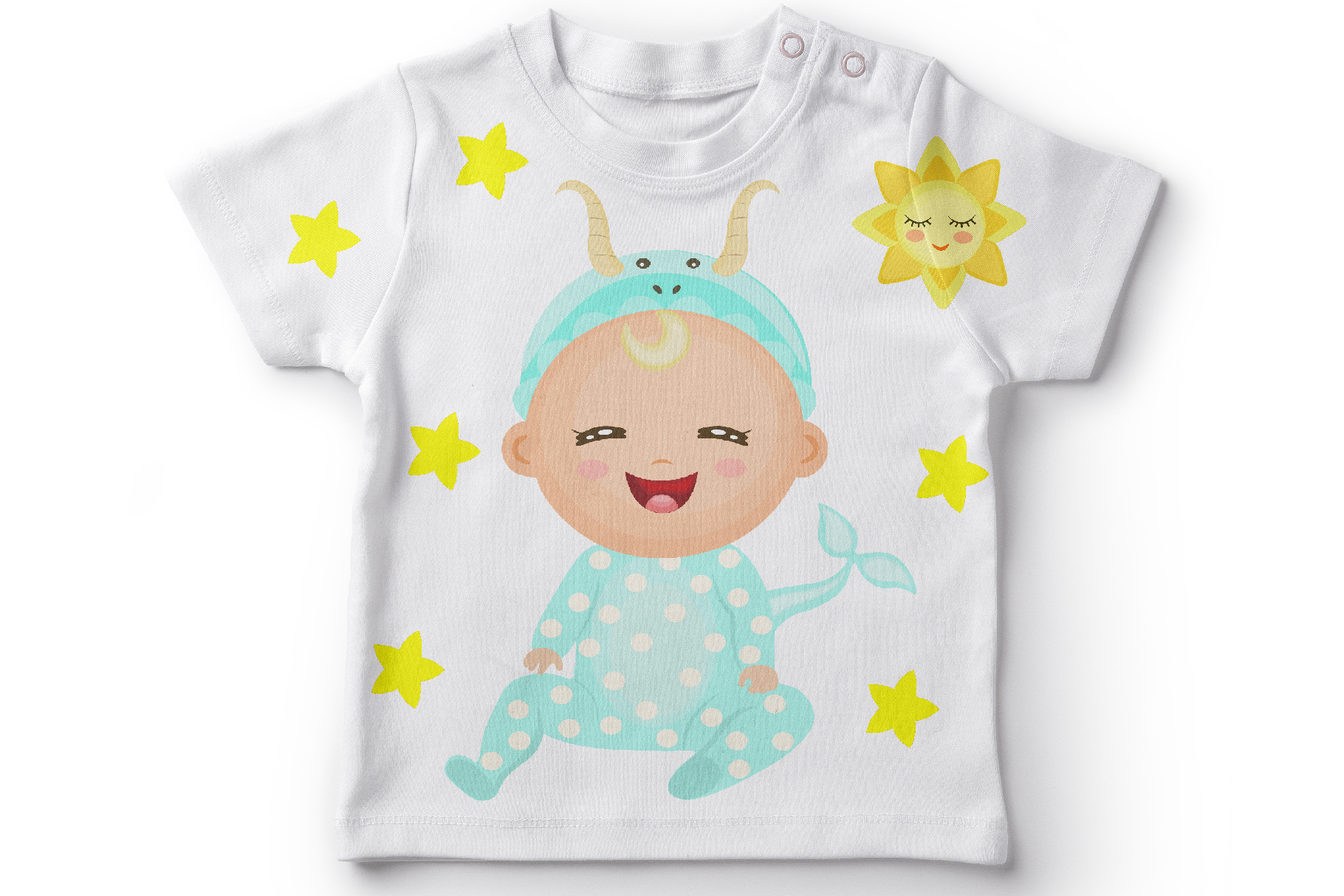 Cute Babies Zodiac example image 4