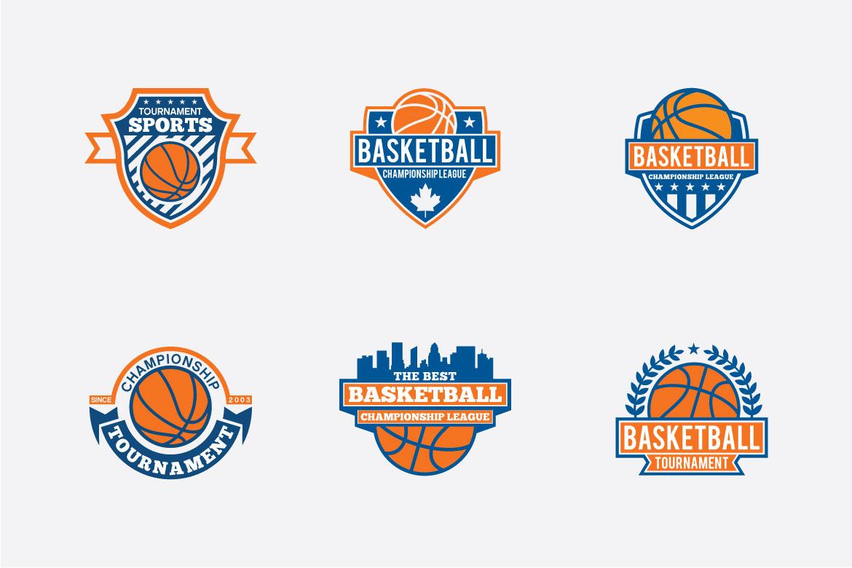 173 Sports Badges and Logo Bundle example image 19
