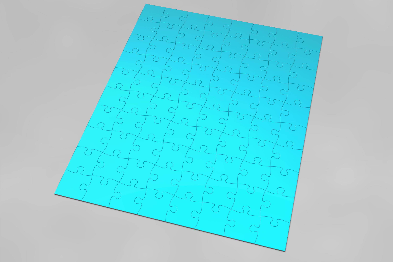 Puzzel Mockup example image 6