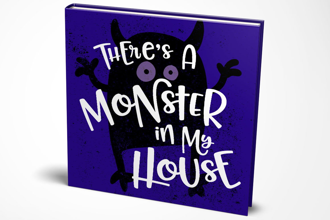 Pinsetter: children's book cover mockup idea