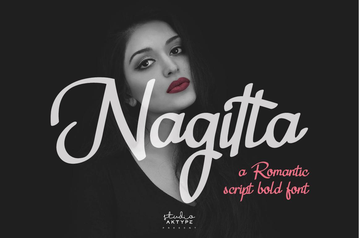 Nagitta Script example image 1
