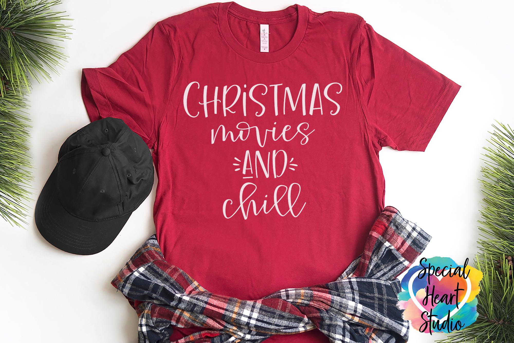 Christmas SVG Bundle - A Christmas Shirt SVG Cut File Bundle example image 10