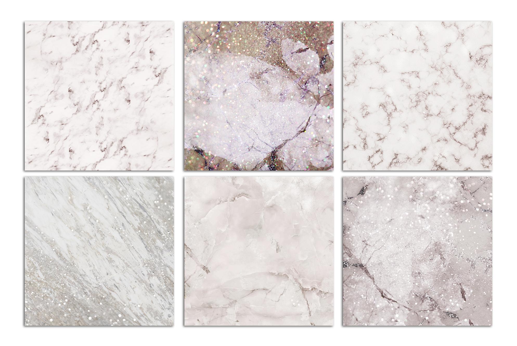 Marble Digital Paper BUNDLE example image 4