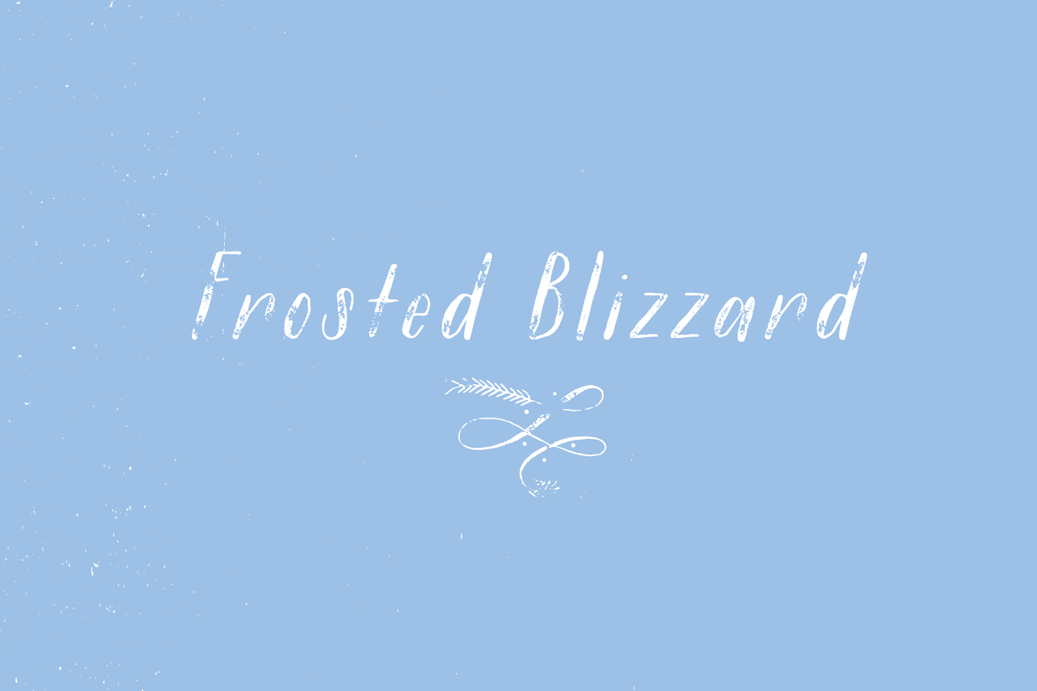 Winter Mix Blizzard example image 2