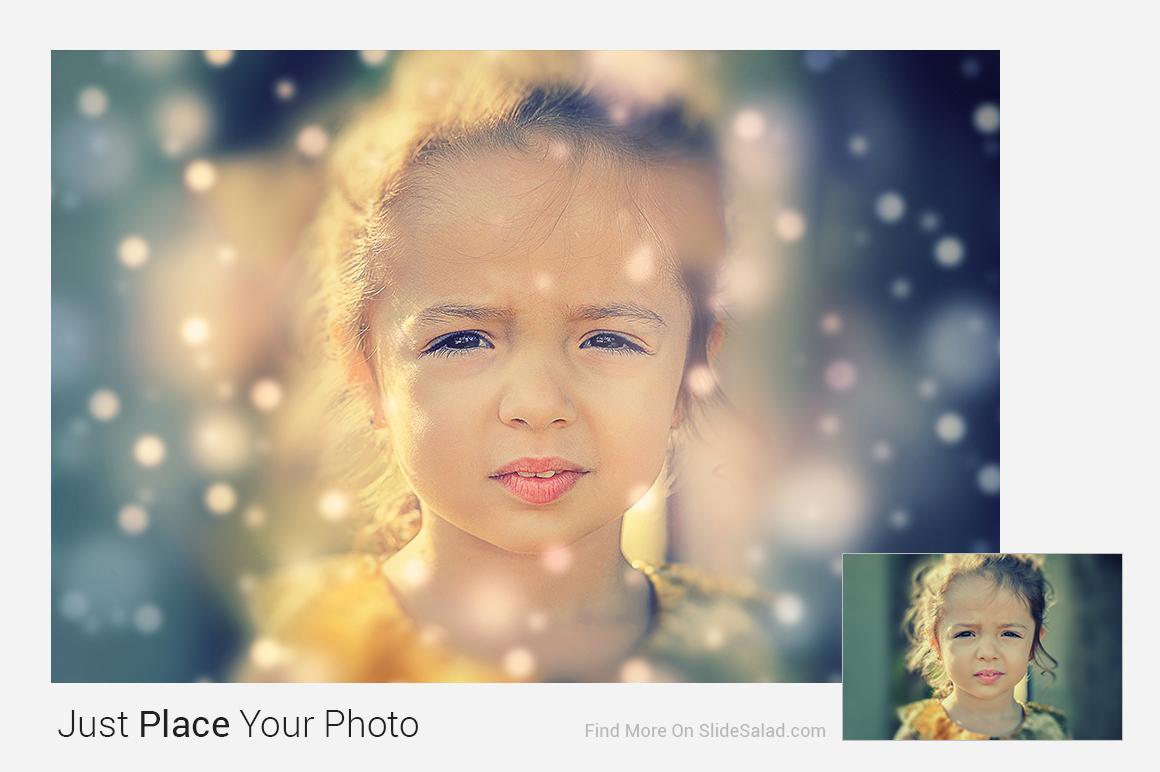 Soft Focus Photoshop Mock-ups example image 5