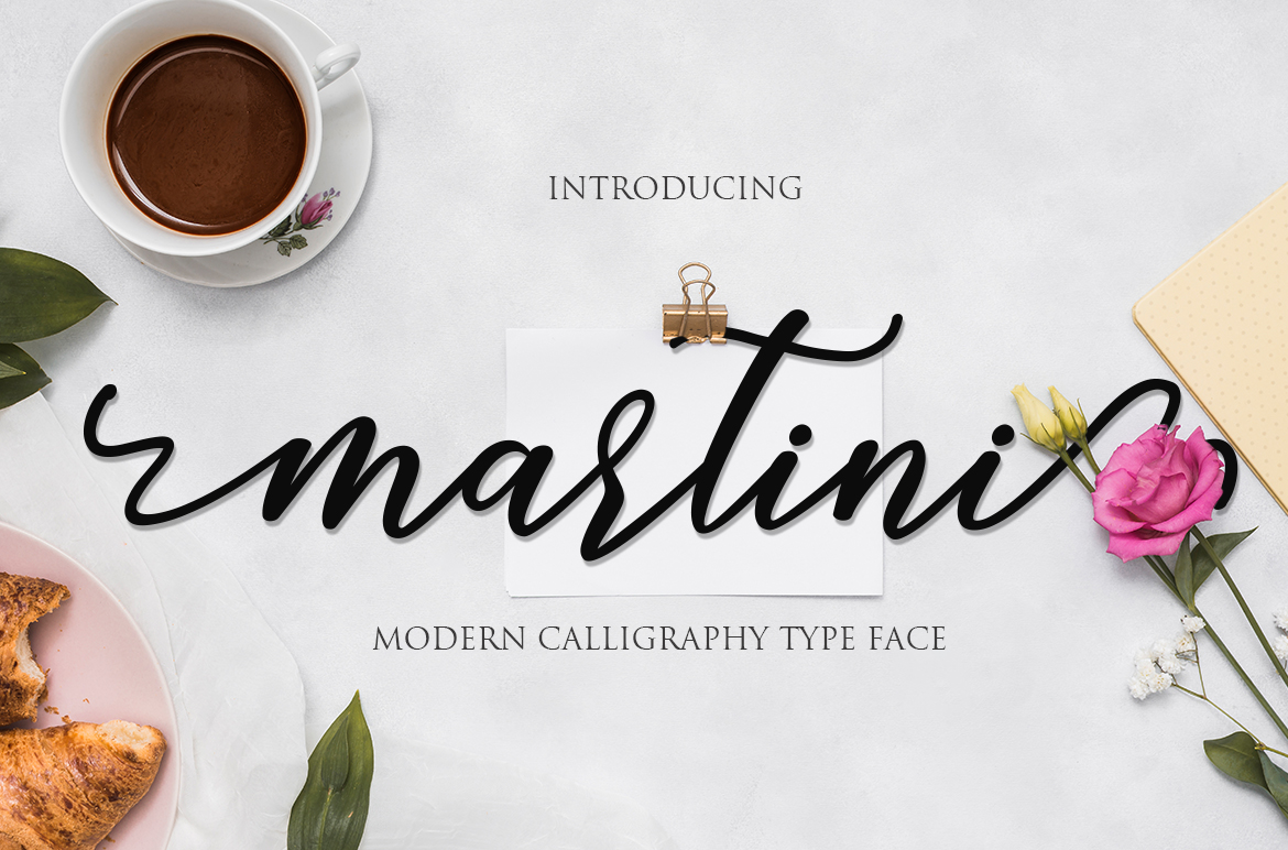 THE MINI FONT BUNDLE BY MRLETTERS VOL 3 example image 10