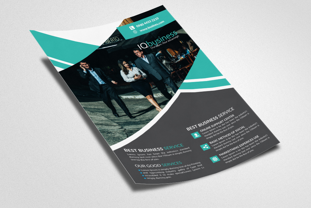 Accounting & Tax Services Flyer example image 2