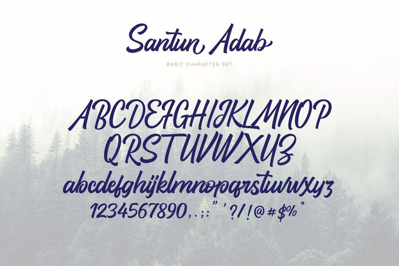 Santun Adab example image 6