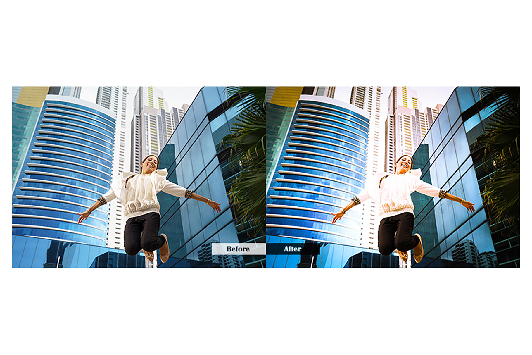 Color Pro Lightroom Mobile Presets example image 6