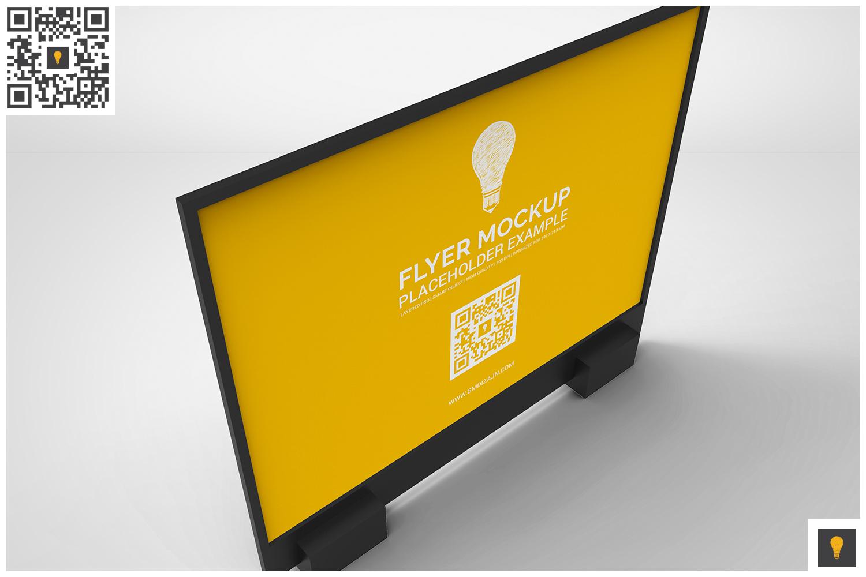 Flyer Display Mockup example image 15