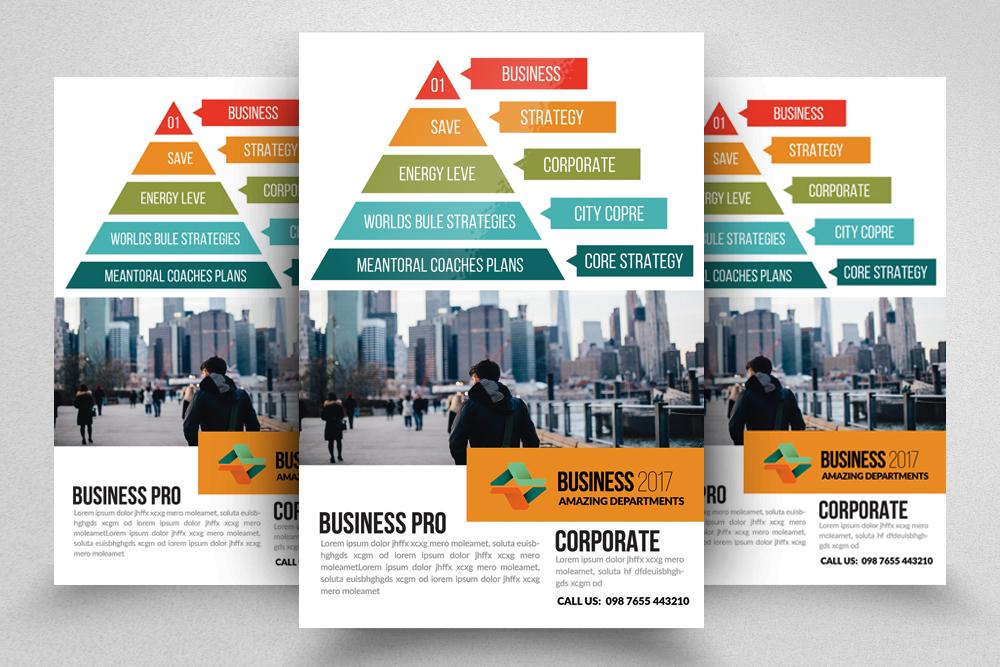 10 Business Flyer Bundle example image 7
