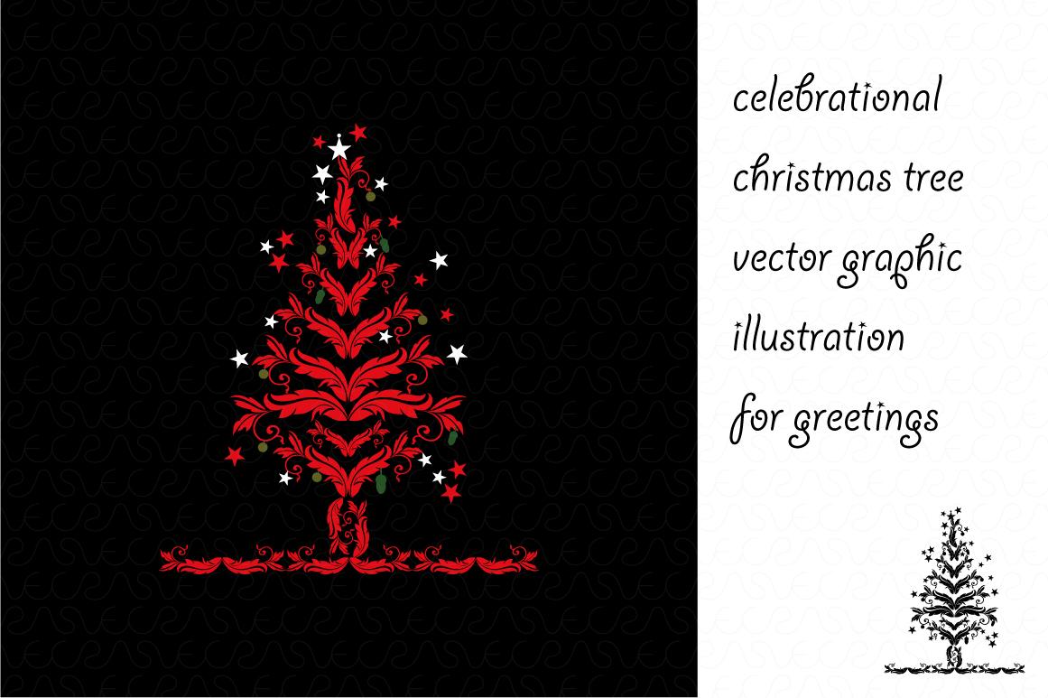 Christmas & New Year Bundle of Ornamental Mockups & Graphics example image 20