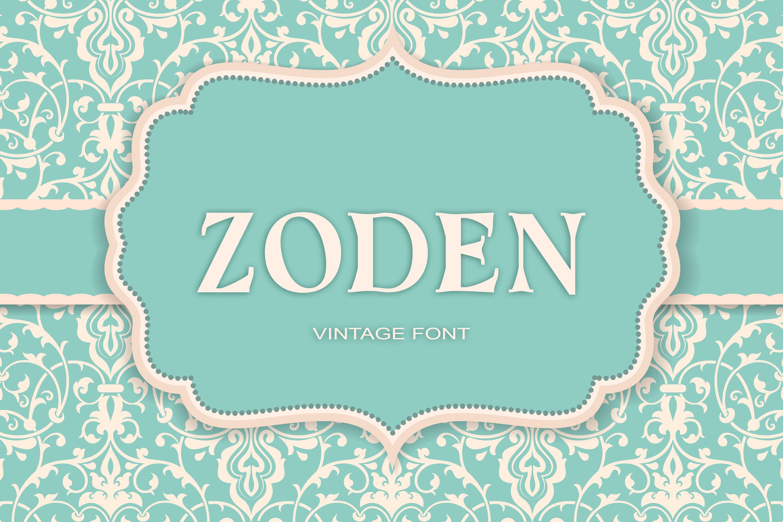 150 Premium Vintage Fonts example image 10