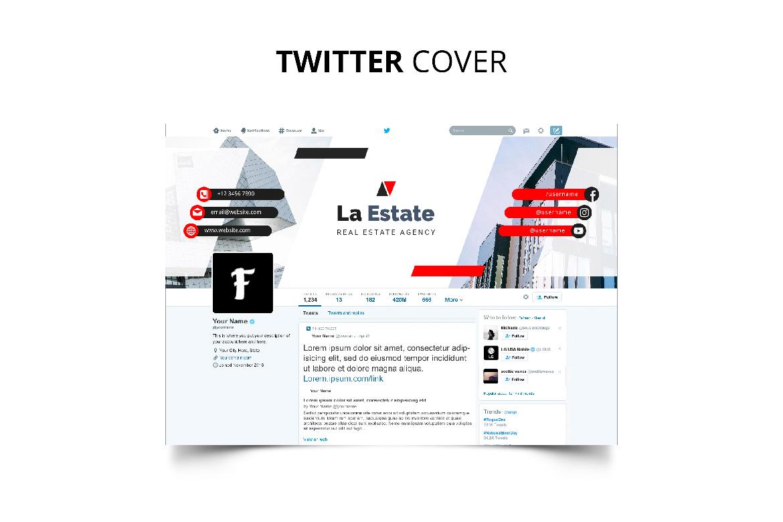 La Estate Real Estate Social Media example image 13