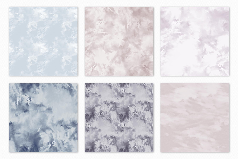 Pastel Painterly Textures - 15 Brushstroke Backgrounds example image 14
