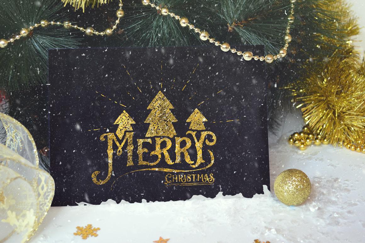 Christmas Overlays Creator example image 2